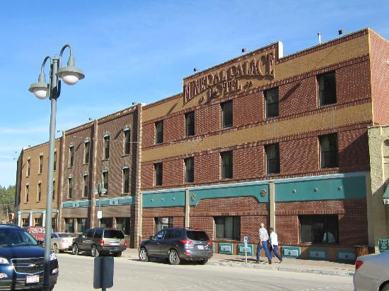 Mineral Palace Hotel and Gaming : Mineral Palace Hotel - Historic Main Street