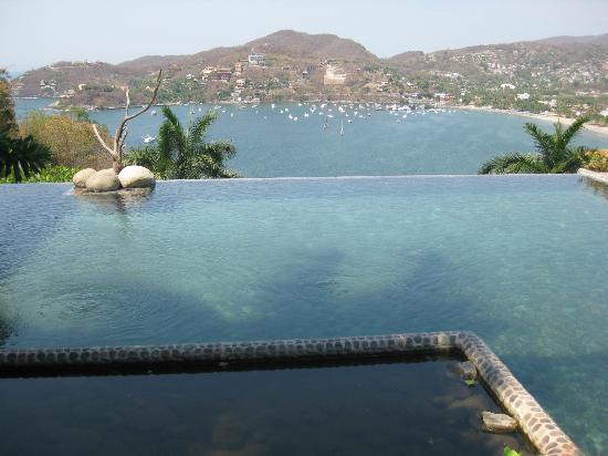 Casa Cuitlateca: Pool view