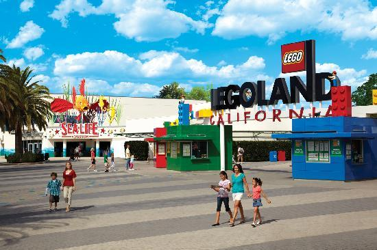 West Inn & Suites Carlsbad: LEGOLAND - Local Attractions