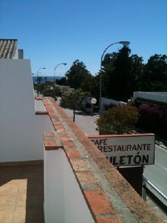 Hotel Oasis Atalaya : vistas desde la terraza