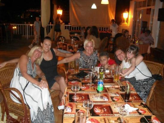 Sugar Restaurant and Bar: One of our many nights at SUGAR X