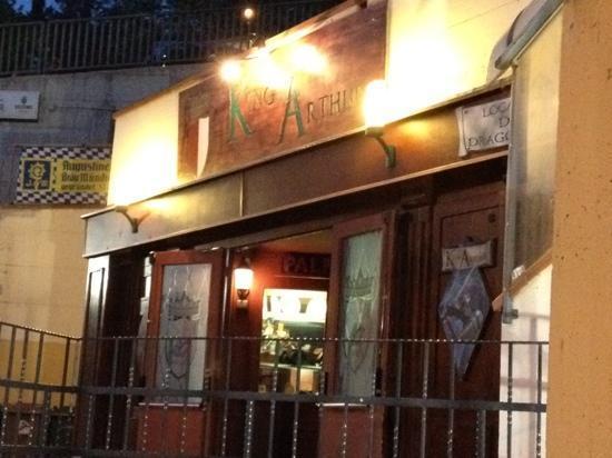 Provincia di Teramo, Italia: Ingresso del pub