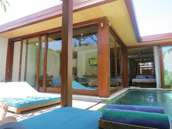 Maca Villas & Spa : the villa