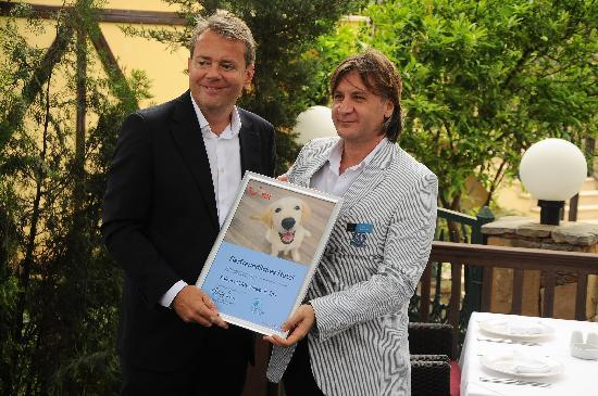 Paloma Grida Resort & Spa: TUI Tierfreundliches hotel award