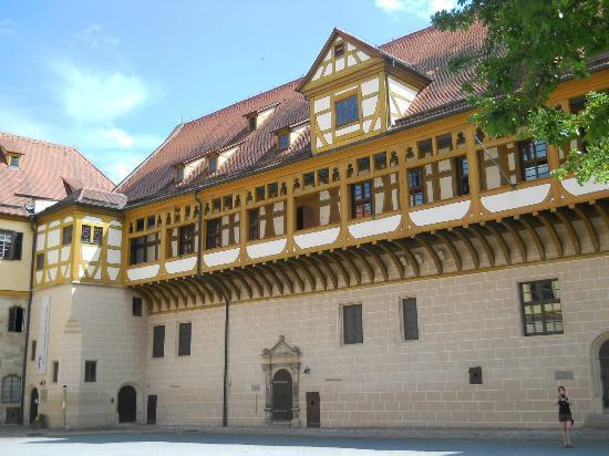 Hohentubingen Castle (Schloss): Schloss Hohentubingen