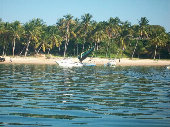 Archipelago Resort: the resort from the ocean