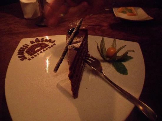 Senieji Rusiai: Chocolate Torte