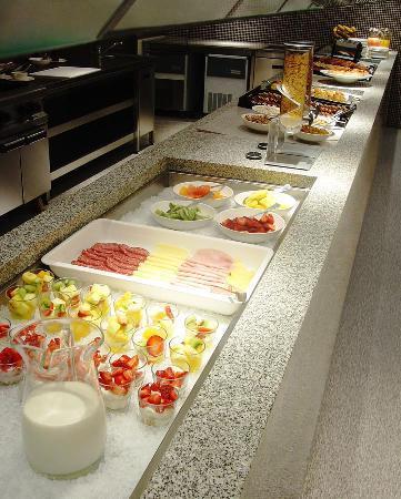 Restaurante Olivas: Buffet