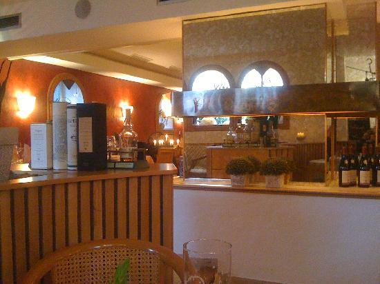 Kochs Stadthotel: Hotel restaurant