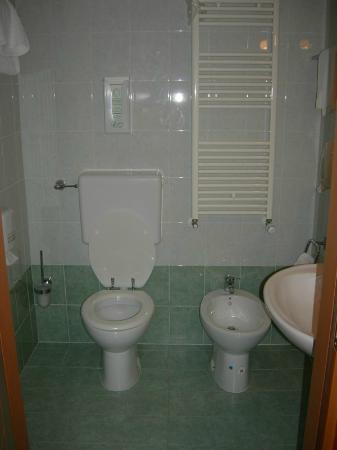 Hotel Atleti: bagno