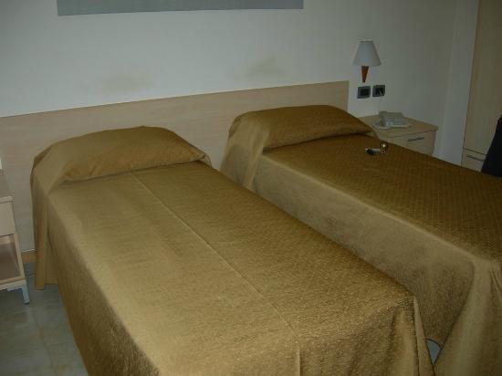 Hotel Atleti: stanza palazzina nuova