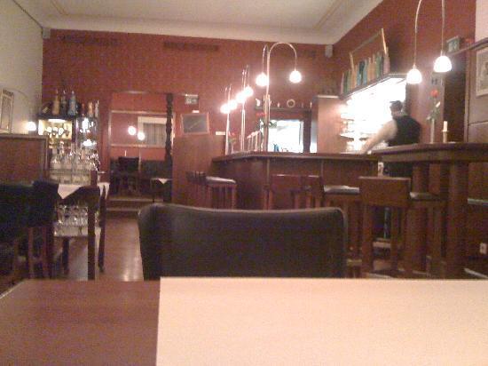 Baeren Hotel: Hotel retsaurant