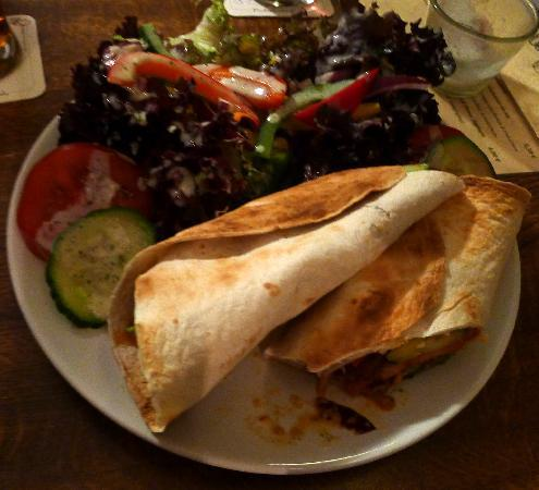 The Auld Rogue : wrap