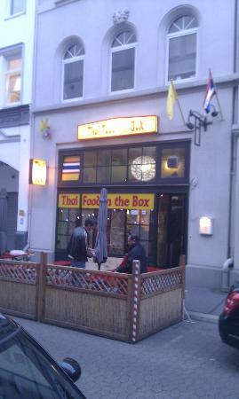 thai food in the box hannover restaurant bewertungen telefonnummer fotos tripadvisor. Black Bedroom Furniture Sets. Home Design Ideas