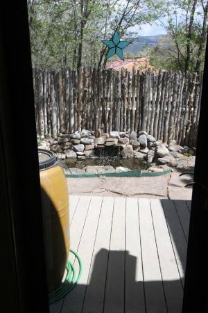La Posada de Taos B&B : garden