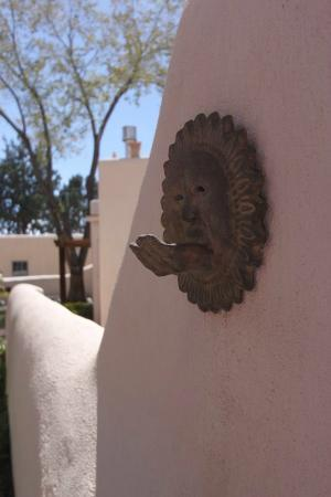 La Posada de Taos B&B: little touches
