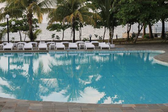 Layang Layang Island Resort: pool