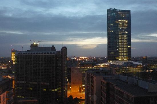 UNA Hotel Century: Views from room