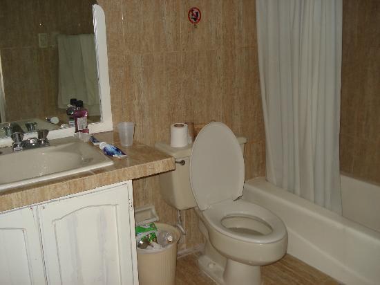 Hotel Celuisma Cabarete: Bathroom
