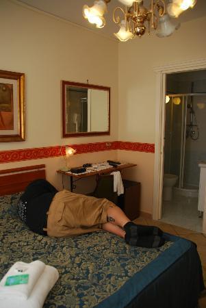 圓形大劇場家庭式酒店照片