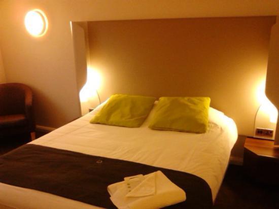 Campanile Bradford: Comfy bed