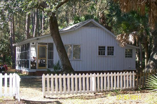 Beaufort, Carolina del Sud: Lighthouse Cabin....super!