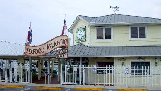 ‪Seafood Atlantic‬