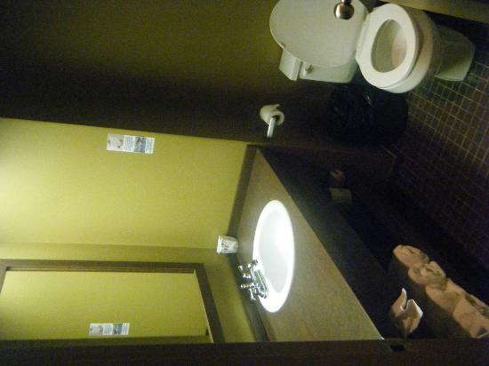 Hôtrel Universel Alma : salle de bains