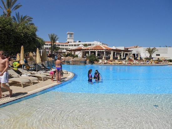 Large pools Picture of Olympic Lagoon Resort Ayia Napa TripAdvisor