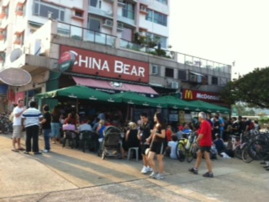 China Bear: Why would you move on it was buzzing!!!!!