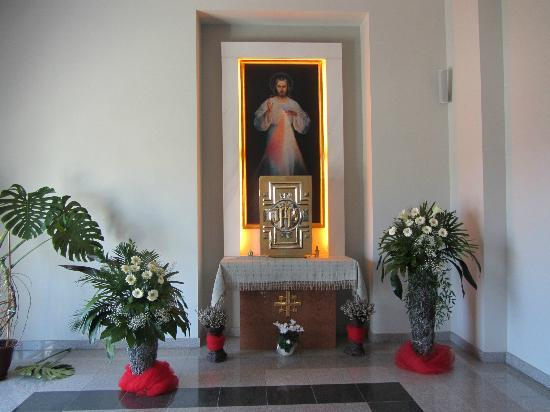 Interior of Christ's Resurrection Church