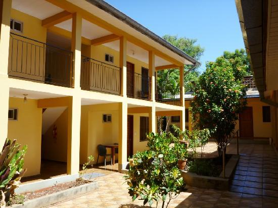Residencial Lilian: inside the hotel where the rooms are