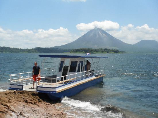 Volcano Lake Adventures: costa rica la fortuna