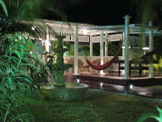 Hostal Casa Amarilla: Garden