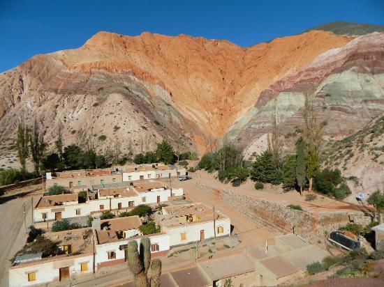 Cerro de los Siete Colores (Berg der sieben Farben): cerro siete colores