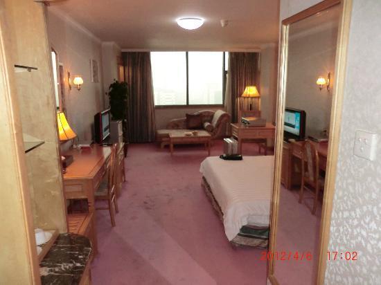 Golden City Hotel: 部屋1