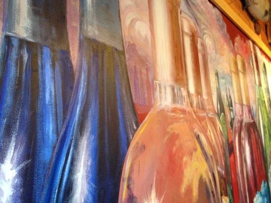 The Wines of Colorado: art