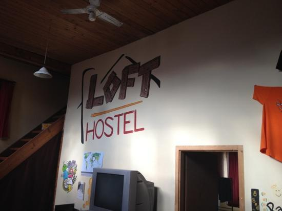 ‪‪The Loft Hostel Budapest‬: The loft‬