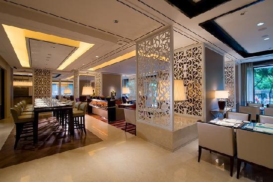 Shangri-La Hotel Kuala Lumpur: Horizon Club Lounge