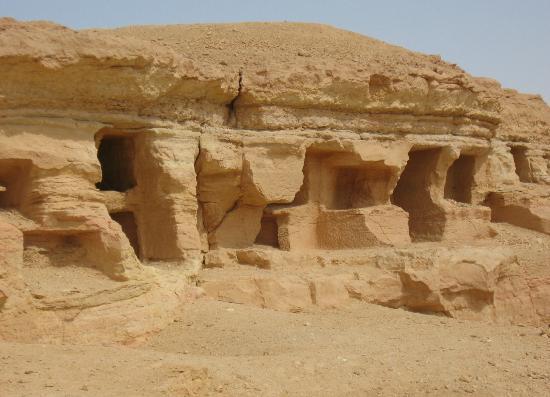 Graeco-Roman Tombs