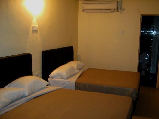 Sastria Hotel: Deluxe Room