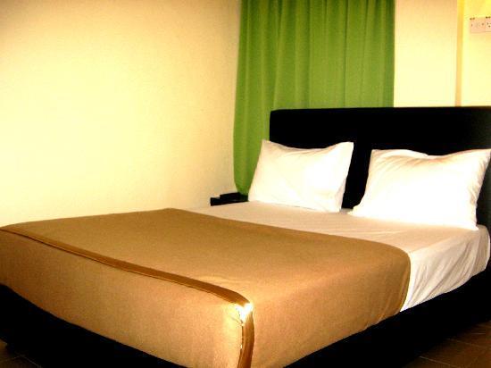Sastria Hotel: Standard View