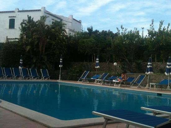 Family Spa Hotel Le Canne: piscina