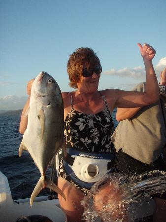 Empalme a Las Playas: fishing/sunset cruise