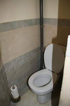 Riad Amira Victoria: badkamer/toilet