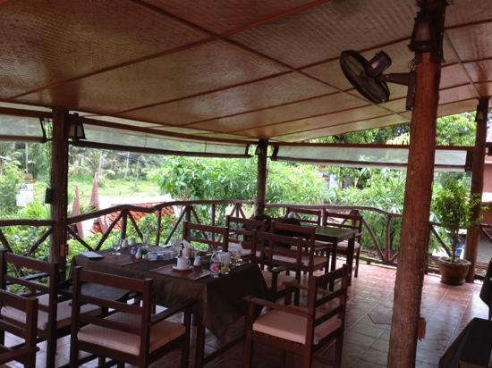 Harry's Bar: terrasse