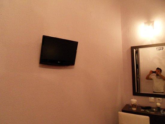 Hotel Ilisia : tv