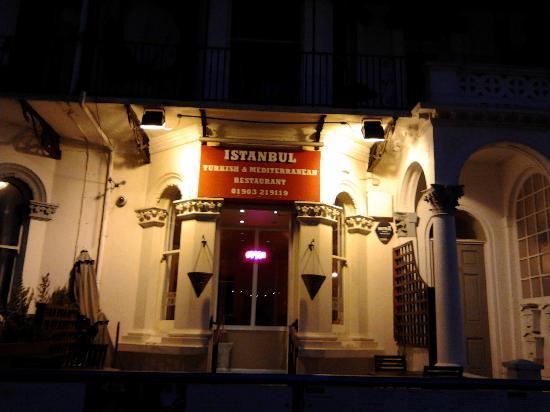 Istanbul Restaurant: restaurant frontage
