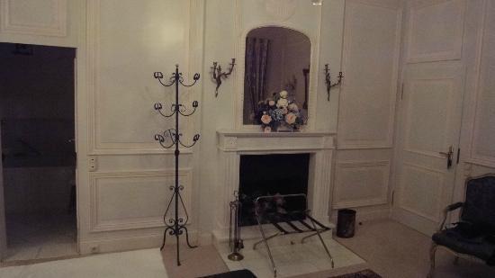 Hotel Burger-Palais: The room
