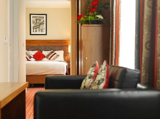 Maldron Hotel Parnell Square: Suite